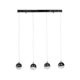 Domoletti Bubble A1853-4S Ceiling Lamp 4x7W LED Chrome
