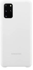 Silicone Cover Galaxy S20 Plus White