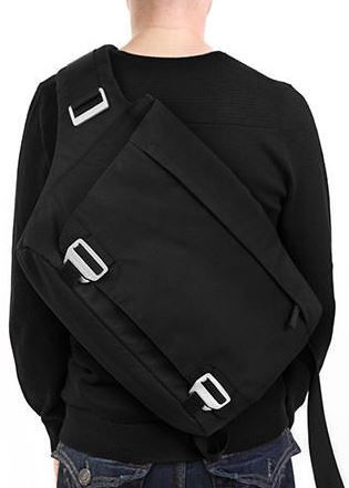 BlueLounge Laptop Bag Tote Macbook Pro 11-15 Black