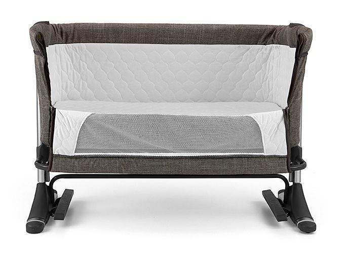 Milly Mally Side By Side Sleeping Crib Coffe