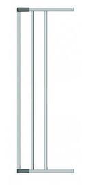 Clippasafe Swing Shut Extendable Gate Extension 18cm Silver 9571