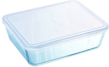 Pyrex Cook & Freeze With Plastic Lid 22x17cm/1.6L