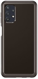 Samsung Soft Clear Back Case For Samsung Galaxy A32 Black