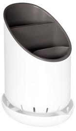 Tuckano Cutlery Drainer 19x12.5x12cm Gray/White