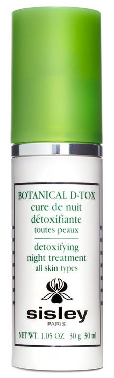 Sisley Botanical D-Tox Detoxifying Night Treatment 30ml