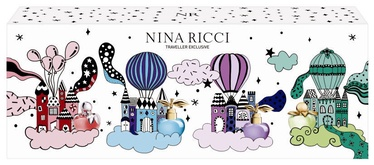 Nina Ricci Traveler Exclusive 4pcs Set 16ml EDT