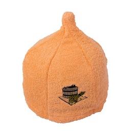 Saunamüts, virsiku tooni