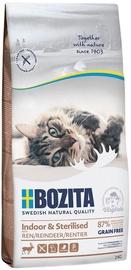 Bozita Indoor & Sterilised Grain Free Reindeer 2kg