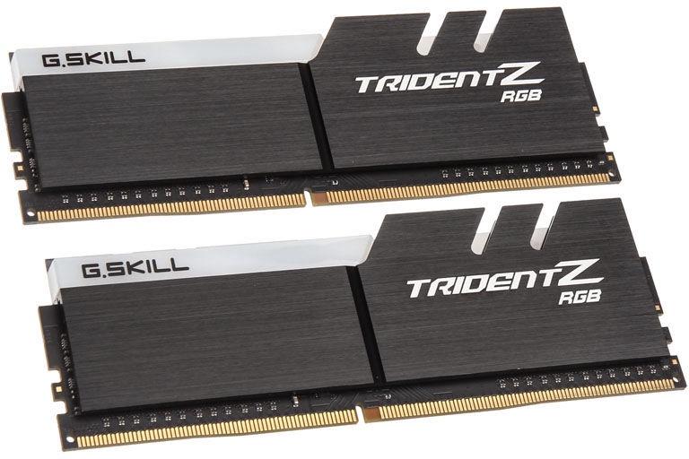 G.SKILL TridentZ RGB 32GB 3600MHz CL17 DDR4 KIT OF 2 F4-3600C17D-32GTZR