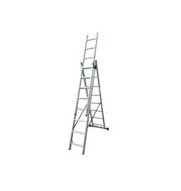 HausHalt BL-E309 Universal 9-Steps Ladders