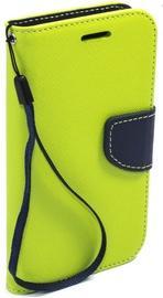 Telone Fancy Diary Bookstand Case LG G3 Mini Light Green/Blue
