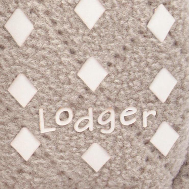Lodger Slipper Fleece Vase 3-6m