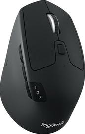Компьютерная мышь Logitech M720 Black, беспроводная, оптическая