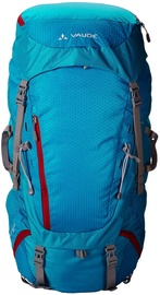 Vaude Womens Asymmetric 48 + 8 Blue