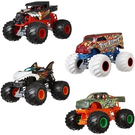 Mattel Hot Wheels Monster Trucks 1:24 Collection FYJ83