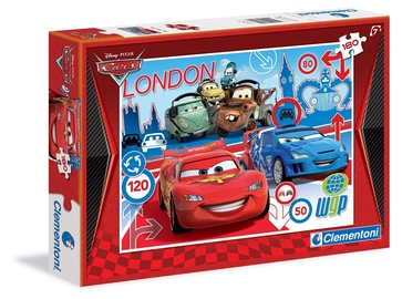 Pusle Clementoni SuperColor Disney Cars 07304, 180 tk
