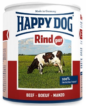 Happy Dog Pure Beef 800g