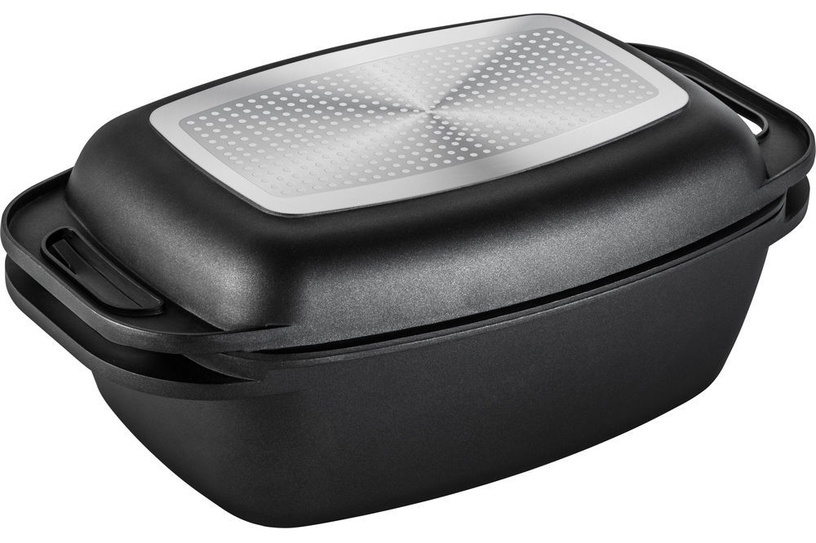 Lamart Roasting Pan LT1105 With Grilling Lid