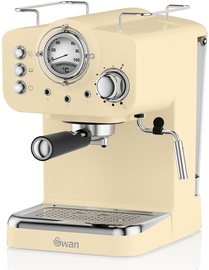 Swan Retro Pump Espresso Cream