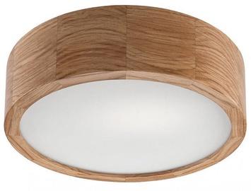 Lamkur 065418 Ceiling Lamp 60W E27 Oak