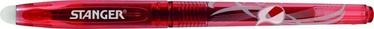 Stanger Eraser Gel Pen 0.7mm 12pcs Red