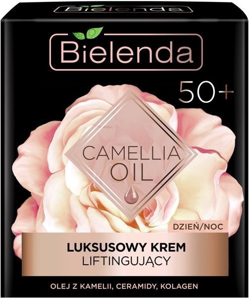 Bielenda Camellia Oil Luxurious Lifting 50+ Cream 50ml
