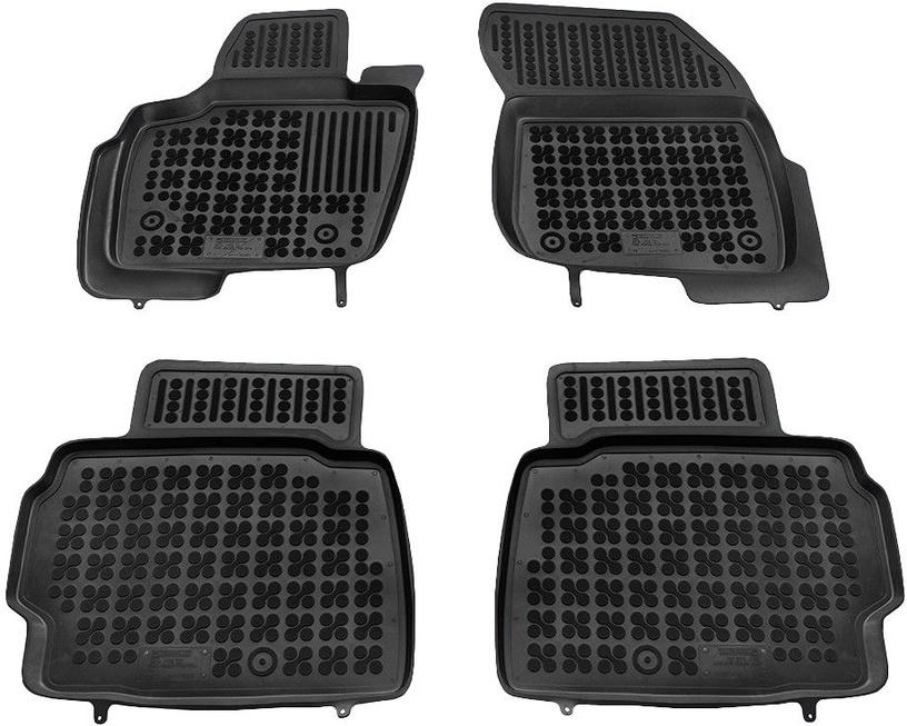 REZAW-PLAST Ford Mondeo V Hybrid 2014 Rubber Floor Mats