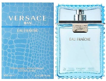 Meeste deodorant Versace Man Eau Fraiche Perfumed Spray, 100 ml