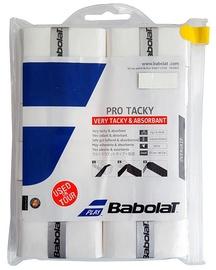 Babolat Pro Tacky Overgrips 12pcs White