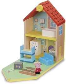 Character Toys Peppa Pig Wooden Family Home