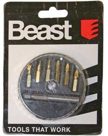 Beast CrV Screwdriver Bit Set 7pcs