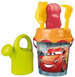 Набор игрушек для песочницы Smoby Cars 3 862042