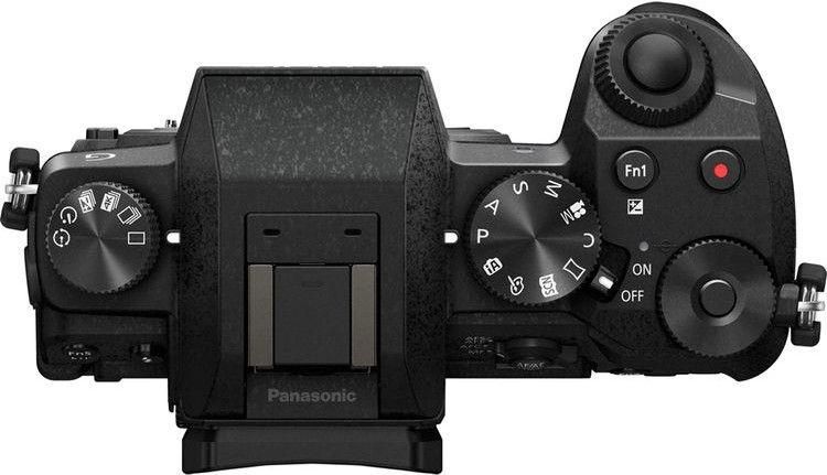 Panasonic Lumix DMC-G7 LUMIX G VARIO 14-140mm f/3.5-5.6 ASPH. POWER O.I.S. Black