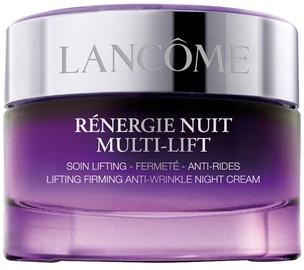Lancome Renergie Nuit Multi Lift Lifting Firming Anti Wrinkle Night Cream 50ml
