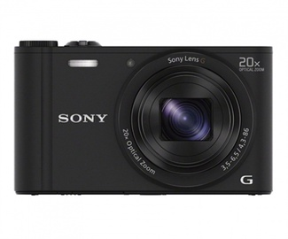 Sony Cyber-Shot DSC-WX350 Black