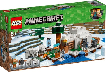 LEGO Minecraft The Polar Igloo 21142