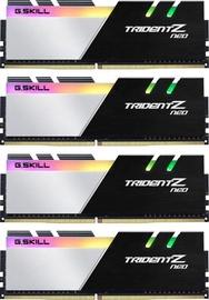 G.SKILL Trident Z Neo 64GB 3200MHz CL14 DDR4 KIT OF 4 F4-3200C14Q-64GTZN