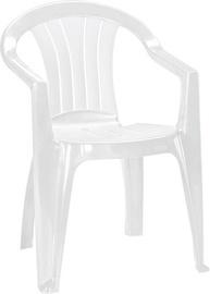 Keter Sicilia Garden Chair White