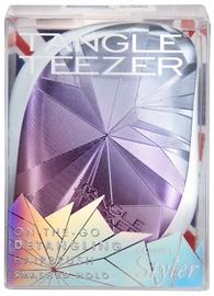 Tangle Teezer Compact Styler Brush Smashed Holo Blue
