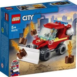 KONST LEGO CITY FIRE PÄÄSTEAUTO 60279