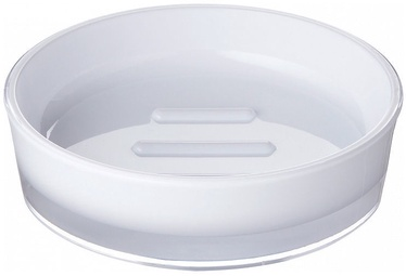 Ridder Soap Tray Disco White