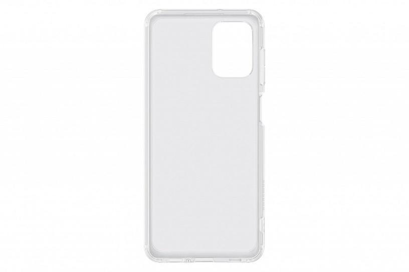 Samsung Soft Clear Back Case For Samsung Galaxy A12 Transparent