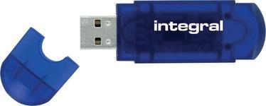 USB флеш-накопитель Integral Evo Series Blue, USB 2.0, 128 GB