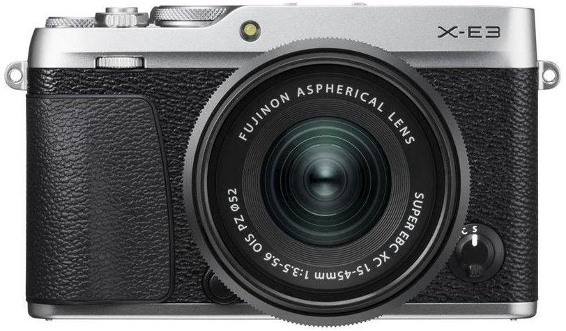 Fujifilm X-E3 + XC 15-45mm 3.5-5.6 OIS Silver
