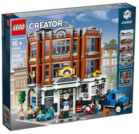 Konstruktor LEGO Creator Corner Garage 10264