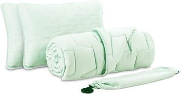 Dormeo AdaptiveGo Duvet And Pillow Set 200x200 Mint