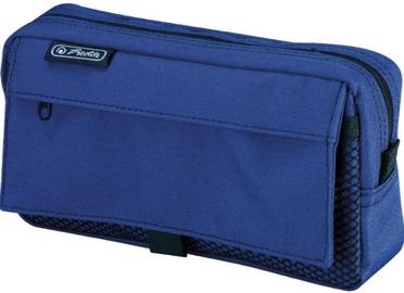 Herlitz Pencil Pouch Blue 11415981