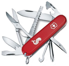 Victorinox Fisherman 1.4733.72 Knife Red