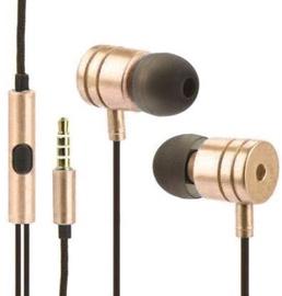 Kõrvaklapid Mocco Metal Style Gold