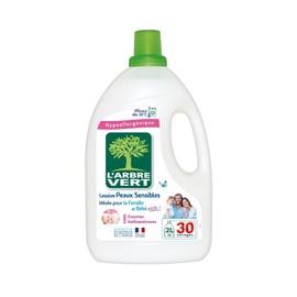 Vedel pesuvahend Larbre Vert Sensitive, 2 l